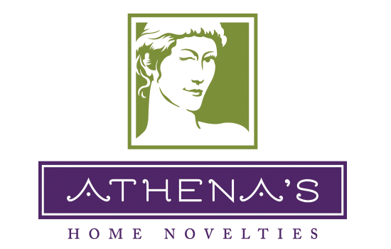 Athena's Home Novelties logo