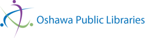 Oshawa Public Libraries logo