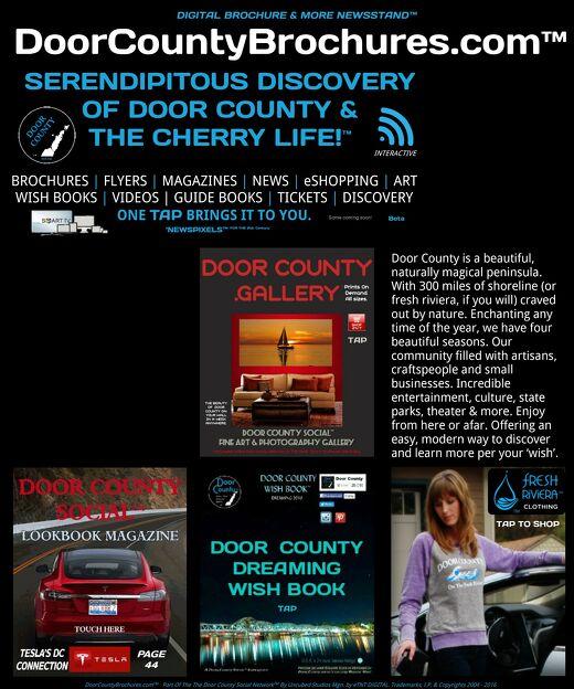 Door County Brochures & More .com