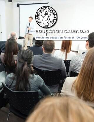 2015 OGRA Education Calendar