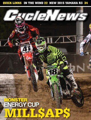 Cycle News 2014 Issue 42 October 21