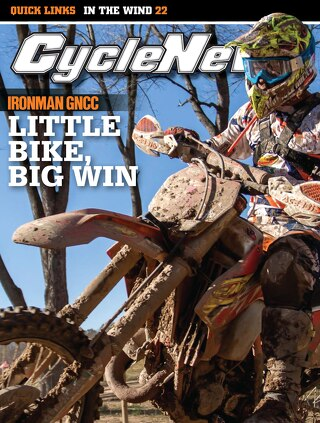 Cycle News 2014 Issue 43 October 28