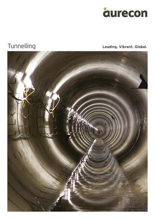 Tunnelling Competency brochure