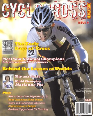 Cyclocross Magazine Issue 6