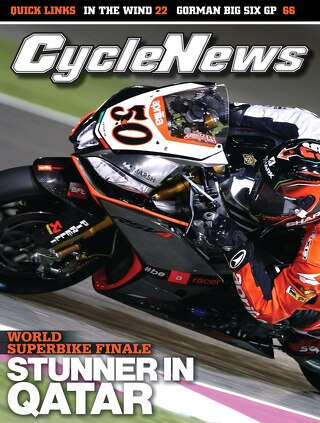 Cycle News 2014 Issue 44 November 4