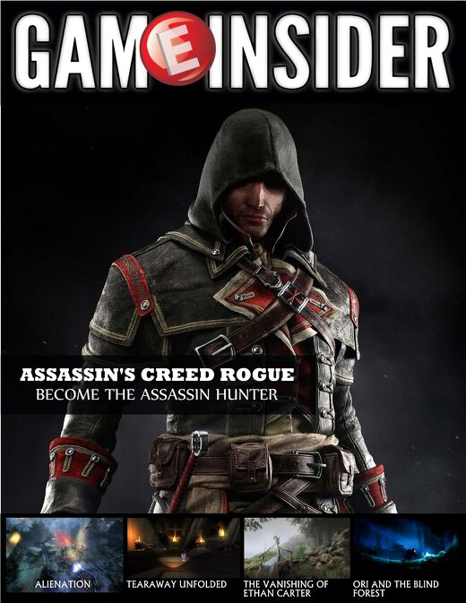 Assassin's Creed Rogue Cover Story