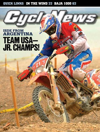 Cycle News 2014 Issue 46 November 18