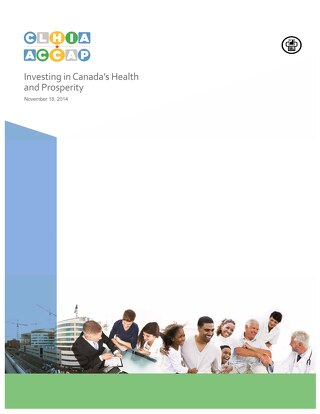 Investing in Canada's Health and Prosperity 2014