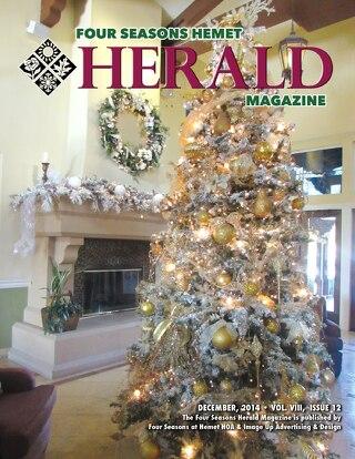 Hemet Herald December 2014
