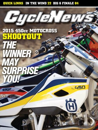 Cycle News 2014 Issue 49 December 9