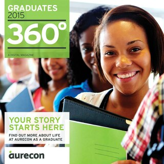 Aurecon Digital Grad 360 - 2015