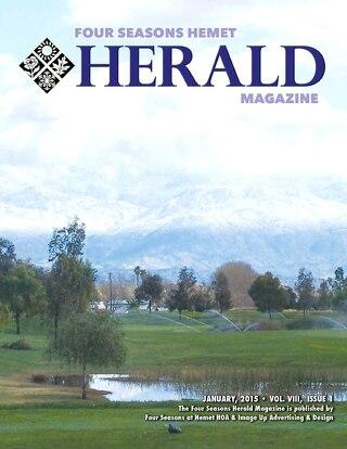 Hemet Herald January 2015