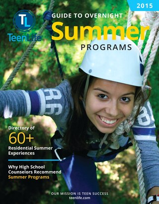 2015 Guide to Overnight Summer Programs