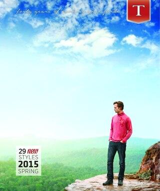 Spring 2015 Catalogue - English