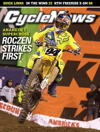 Cycle News 2015 Issue 1 January 6 2015