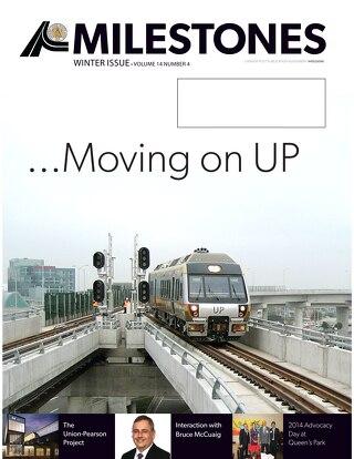 Milestones Magazine - Winter Issue