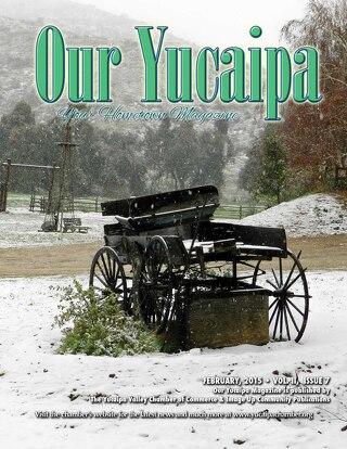 Our Yucaipa February 2015