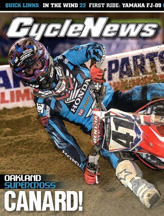 Cycle News 2015 Issue 4 January 27