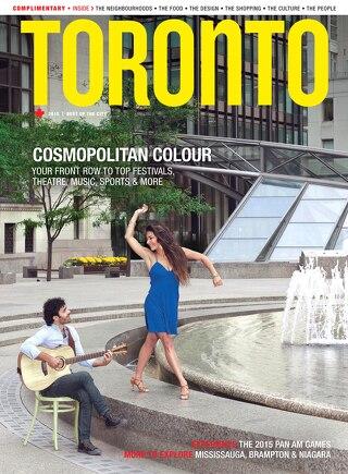 2015 Toronto Magazine
