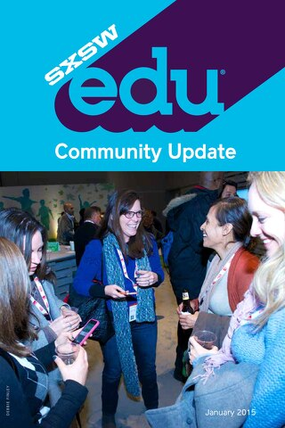 SXSWedu January 2015 Update