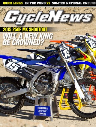 Cycle News 2015 Issue 5 February 3