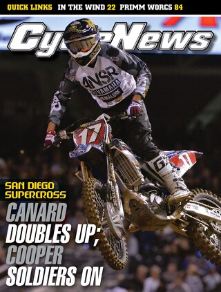 Cycle News 2015 Issue 6 February 10 2015