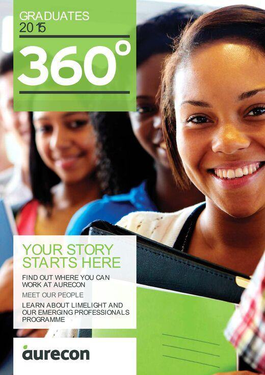 Aurecon Grad 360 issue_2015