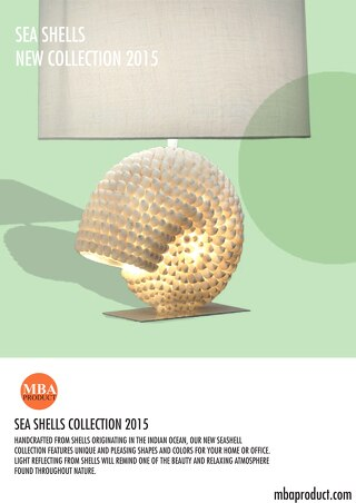 Sea Shells Catalog