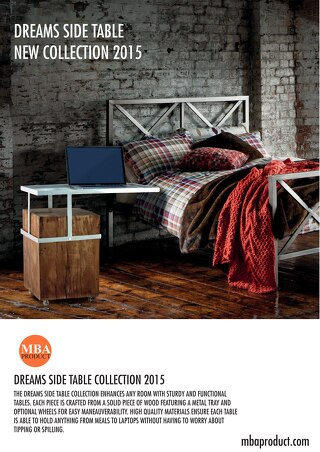 Dreams Collection Catalog