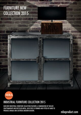 Industrial Furniture Catalog