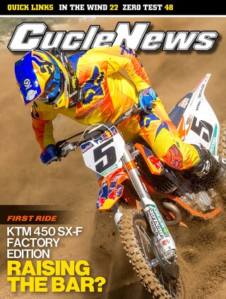 Cycle News 2015 Issue 7 February 18