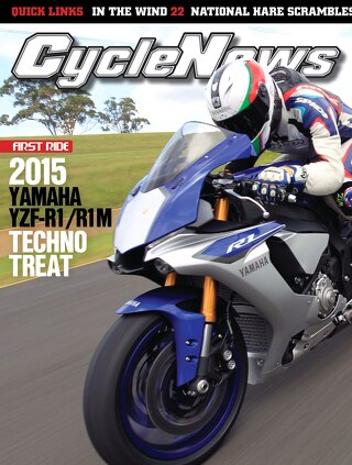 Cycle News 2015 Issue 8 February 24