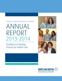 Link to Annual Report Department of Nursing 2013-14
