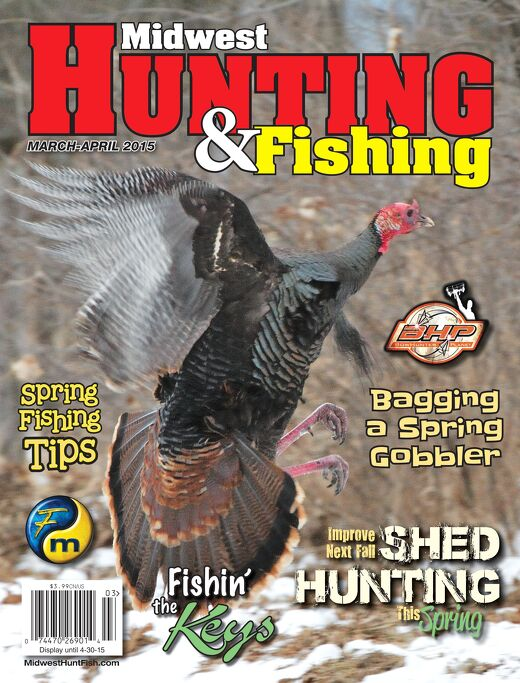 Midwest Hunting & Fishing March/April 2015