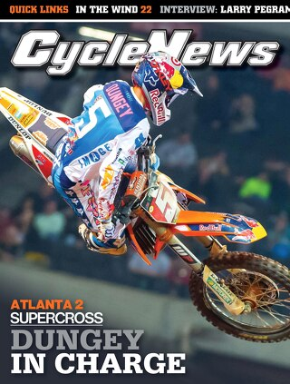 Cycle News 2015 Issue 9 March 3
