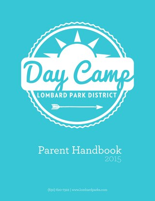 Day Camp Schedule