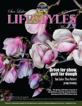Sun Lakes Lifestyles 2015
