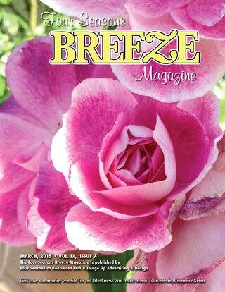 Four Seasons Beaumont Breeze 2015