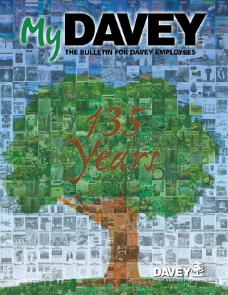 MyDavey Bulletin - March/April 2015