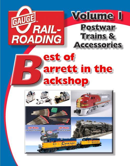 Digital Backshop - Postwar Trains