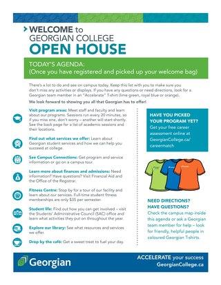 Open House - Owen Sound
