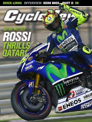 Cycle News 2015 Issue 13 March 31