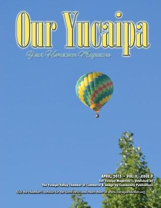 Our Yucaipa April 2015