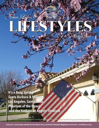 Sun Lakes Lifestyles April 2015