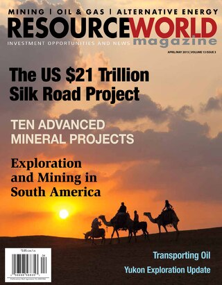 Resource World - April-May 2015 - Vol 13 Iss 3