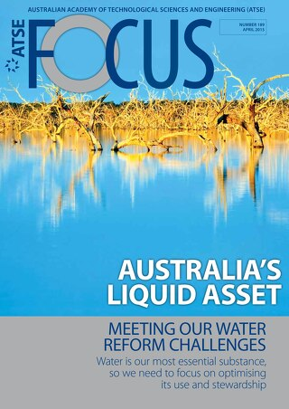 Focus 189: Australia's Liquid Asset: Meeting our water reform challenges