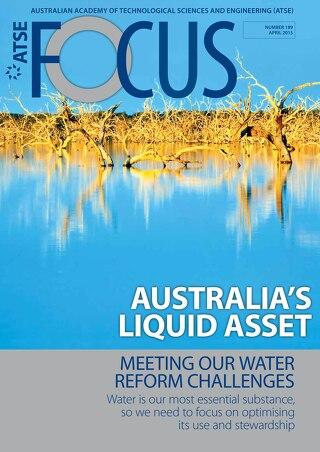 Focus 189: Australia's Liquid Asset: Meeting our water reform challenges