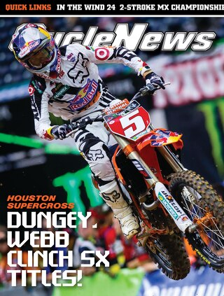 Cycle News 2015 Issue 15 April 14