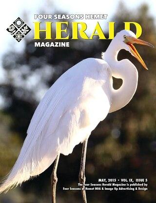 Hemet Herald May 2015