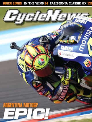 Cycle News 2015 Issue 16 April 21